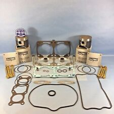 POLARIS 800 SPI PISTONS TOP END GASKET SET FIX KIT 2013-2015 INDY RMK PRO RUSH