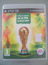 JEU PS3 PLAYSTATION 3 @@ SONY @@ FIFA BRESIL 2014 @@ COMPLET @@ ETAT NEUF