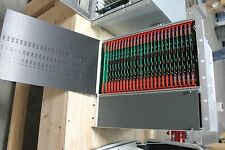 Matrix Plus Ii Slave Frame With 25 Mtx-100 1 Cpu-150 Cards