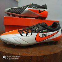Nike T90 Total 90 Laser IV Kanga-Lite FG UK 8 US 9 Football Boots soccer cleats