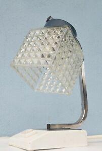 Mid Century Vintage Bedside Desk Lamp 50's