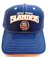 New York Islanders Reebok NHL Center Ice Collection Strapback Hat Cap NEW