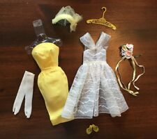 Vintage 1961-1964 Barbie Orange Blossom #987 Bridesmaid Outfit Complete
