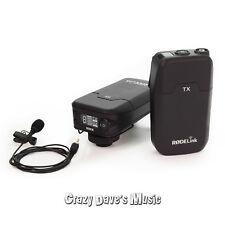 Rode RODELink Filmmaker Kit Digital Wireless System for Filmmakers