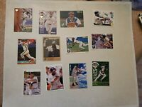 Baseball Star and Rookie Lot of 68 Cards Big Names Aaron Brett Mattingly NM/MT