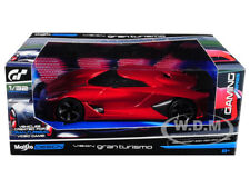 2020 NISSAN CONCEPT VISION GRAN TURISMO RED 1/32 DIECAST MODEL BY MAISTO 22302B