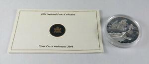 2006 Canada $20 GEORGIAN BAY ISLANDS NATIONAL PARKS Proof Fine Silver Coin & CoA