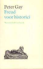 FREUD VOOR HISTORICI - Peter Gay