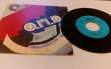 Orchestral Manoeuvres In The Dark - Talking Loud And Clear vinyl single record