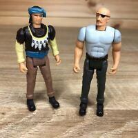 A-Team Action Figures The Bad Guys Vintage Galoob Toy 1984