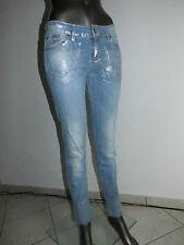 Miss MISS JEANS DA DONNA/JEANS PANTALONI BLUE sballare MIS. 40