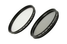 52 mm Set: Slim MC UV Filter  +  Slim Polfilter