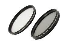 52 mm Set: Slim MC UV Filter  +  Slim Polfilter
