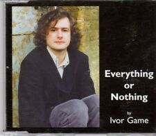 (DH685) Ivor Game, Everything or Nothing - 2005 DJ CD