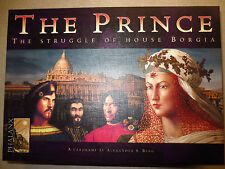 THE PRINCE Struggle of The House of Borgia Phalanx POLITICAL INTRIGUE Sealed