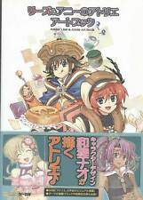 Atelier Lise and Annie Art Book