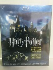 Harry Potter: Complete 8-Film Moive Collection Blu-ray Disc, 2011, 8-Disc Set