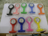 NURSE VETS MECHANICS FOB WATCH TUNIC OVERALLS SILICONE