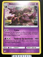 Carte Pokemon NIDOKING 59/181 RARE Soleil et Lune 9 SL9 Duo de Choc FR NEUF