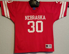 a652f73414b0 NCAA - CHAMPION NEBRASKA HUSKERS FOOTBALL JERSEY MIKE ROZIER - YOUTH BOYS XL