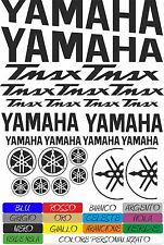 KIT 26 ADESIVI YAMAHA TMAX 500 CARENA T MAX T-MAX MOTO AUFKLEBER STICKERS COD110