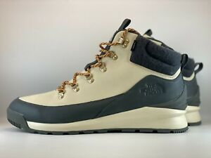 The North Face Back-To-Berkeley Rematerialized WP Mens Boots Size 14 White/Grey