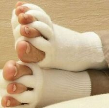 Compression Socks 1Pair Health Sleeping Foot Care Massage Socks Five Toe Fingers