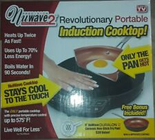 New listing New in Box NuWave 2 Precision Induction Cooktop with Free Ceramic Pan