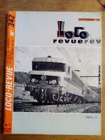 LOCO REVUE N°342 - 1973