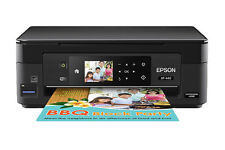 Epson Expression Home XP440 Wireless Color Photo Printer with Scanner