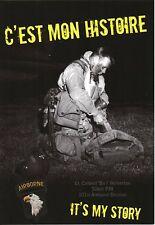 """WW2 - CP  - """"C'est mon histoire """" Lt-colonel Wolverton 506th PIR 101st Airborne"""