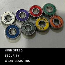 8 pcss ABEC-11 Inline Skates Bearing 608rs 8Mm Beaing For Scooter WF