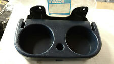 Mazda MPV Dark Gray Front Seat Standard Cup Holder **NLA** 1989 To 1995