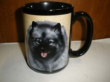 2015 Keeshond Dog Mug Mint