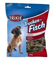 Trixie Trocken Fish Dry Fish Sprats Dog Treat Dried Fish Sprat Omega 0.2/0.4/1kg
