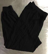 """lNWT Banana Republic Women's Lightweight Stretch Waist Pants Size XL Black $70"