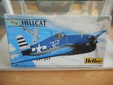 Model Kit Heller Hellcat on 1:72 in Box  (Sealed)