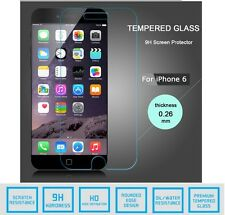 PREMIUM TEMPERED GLASS SCREEN PROTECTOR FOR APPLE IPHONE 6 - 2.5D TECHNOLOGY