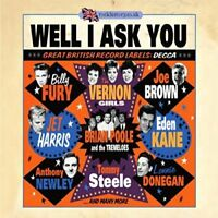 Well I Ask You  Great British Record Labels  Decca [CD]