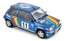 Norev Renault 5 GT Turbo 1990 1:18 #11 Oreille /  Roissard Rallye Monte-Carlo