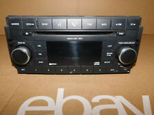 2008 09 10 Jeep Commander/Dodge Dakota Am/Fm / CD / Mp3 Radio Garantie Oem