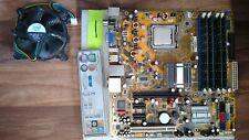 ASUS IPIBL-La Tarjeta Madre Y Cpu Intel Core 2 Duo e6850