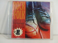 CD Sampler Rock & Folk N°1 PEARL JAM BOWIE SUPERGRASS FOO FIGHTERS THE WHO CORAL