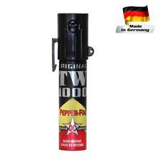 Pfefferspray Abwehrspray Tierabwehr TW1000Sprühnebel mit Kunststoffclip 20ml