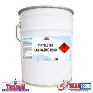 VINYLESTER Laminating Resin 1kg + Catalyst