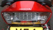 Klarglas LED Heckleuchte/Rücklicht Blinker weiss klar Honda VFR800 VFR 800 RC46