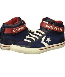 888755934524Converse Unisex-Child Pro Blaze Strap Suede High Top Sneaker