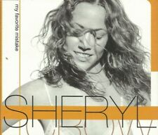 SHERYL CROW - MY FAVORITE MISTAKE 1998 UK CD SINGLE