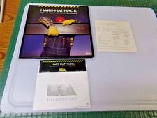 HARD HAT MACK - APPLE II GAME - ELECTRONIC ARTS SOFTWARE 1983