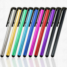10X STYLUS TOUCH PEN STIFT EINGABESTIFT FÜR SMARTFONE,TABLET, APPLE IPHONE, IPAD